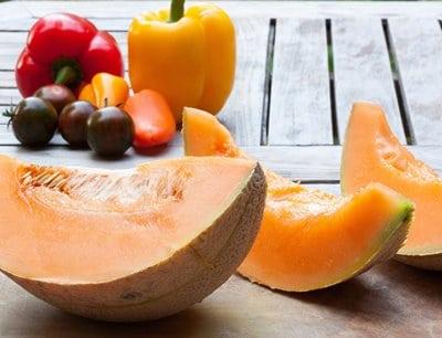 Пъпеш и зеленчуци производство на Агродес АА ООД