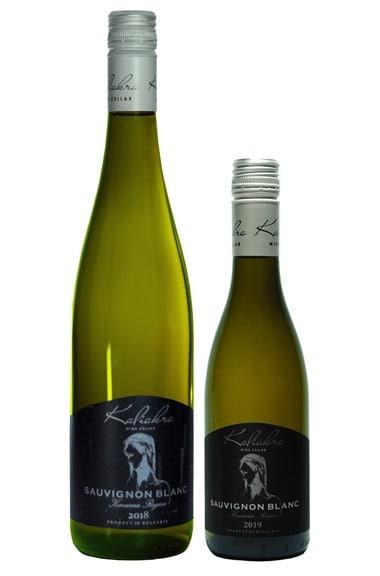 Вино Совиньон блан на Изба Калиакра в бутилки 375 и 750 мл
