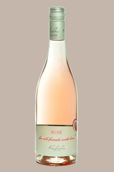 Бутилка вино Розе на Изба Калиакра