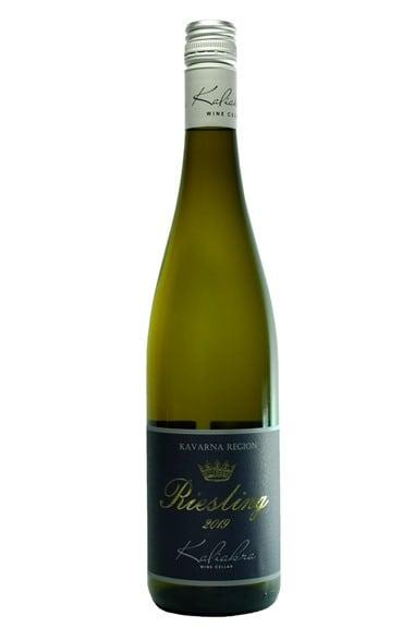 Бяло вино Ризлинг на Изба Калиакра, бутилка 750 ml